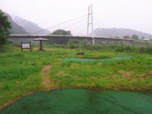 飛騨川河川公園