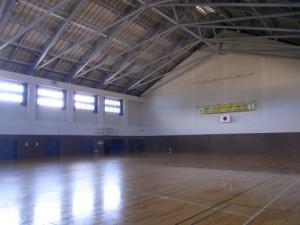 久々野体育館
